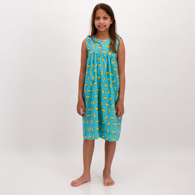 Girls Nighty Bananas - Woodstock Laundry