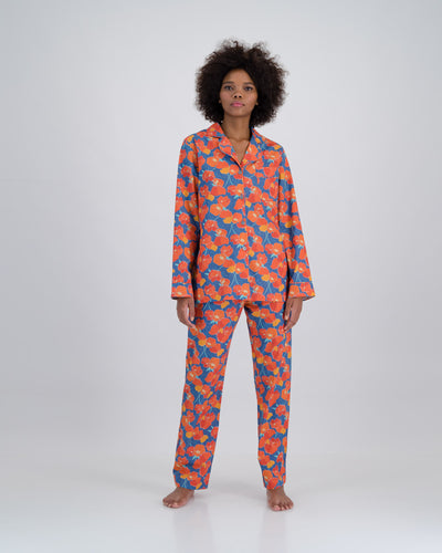 Womens Long Pyjamas Empire
