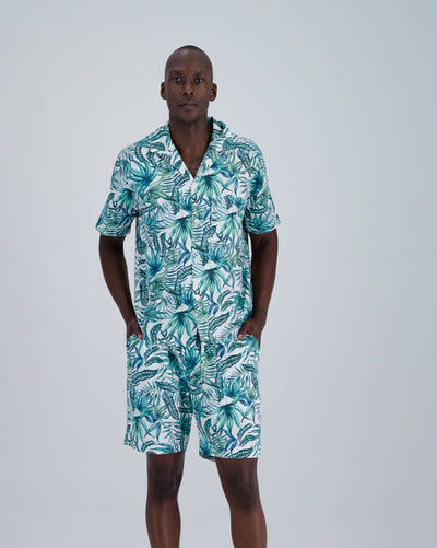 Mens Short Pyjamas Janes Jungle