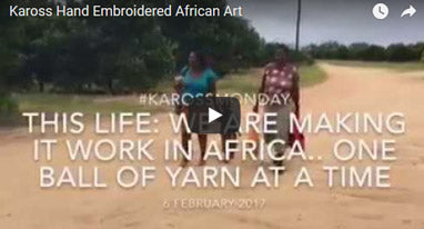 This Life: We are making it work in Africa ... One ball of yarn at a time