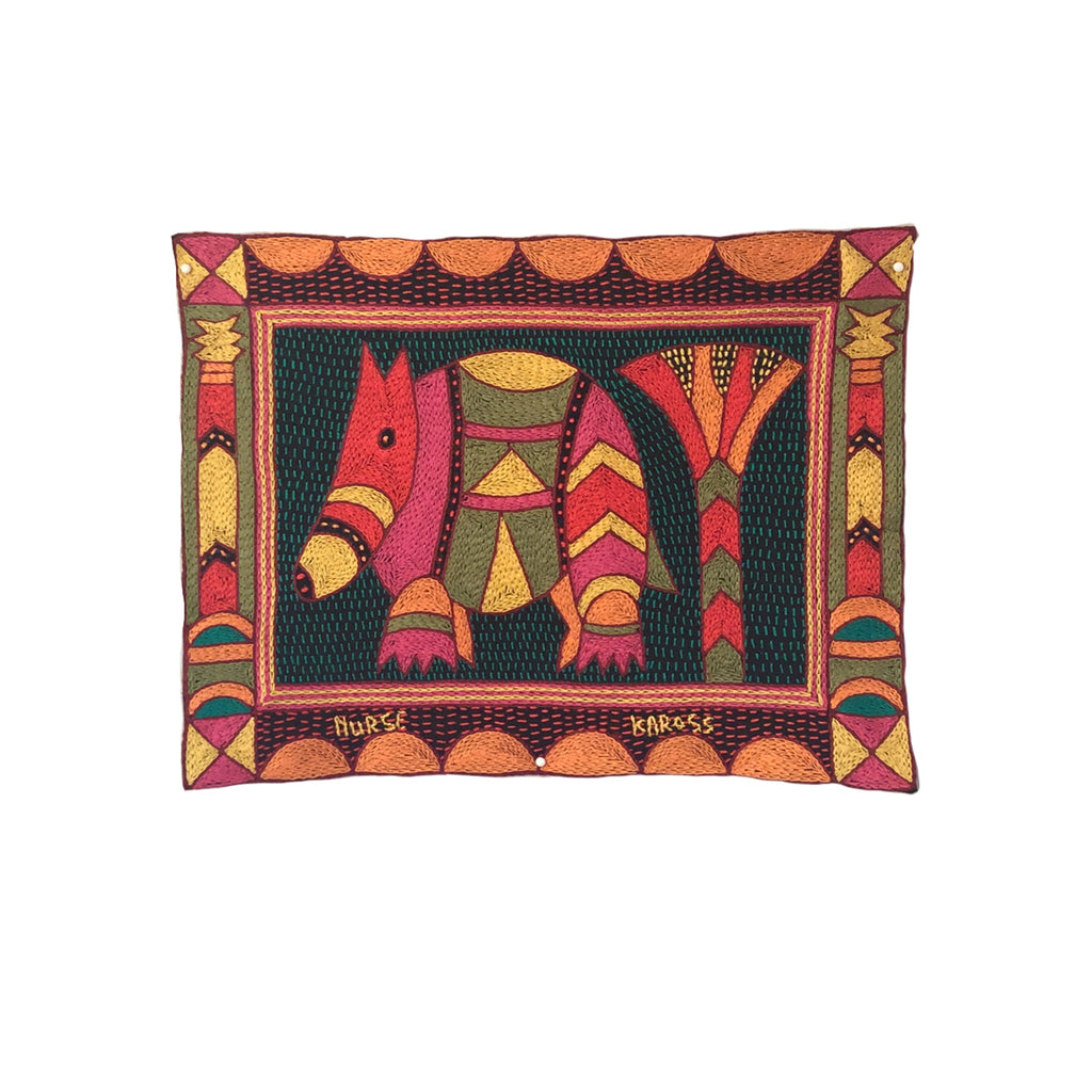 Shangaan Love Anteater Unpadded Placemat