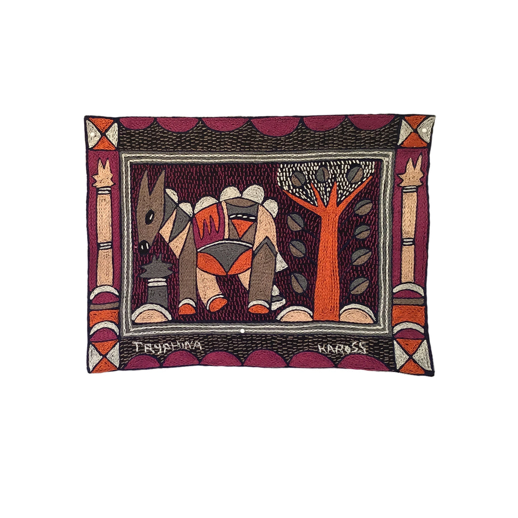 Ruby Sunset Antelope Unpadded Placemat
