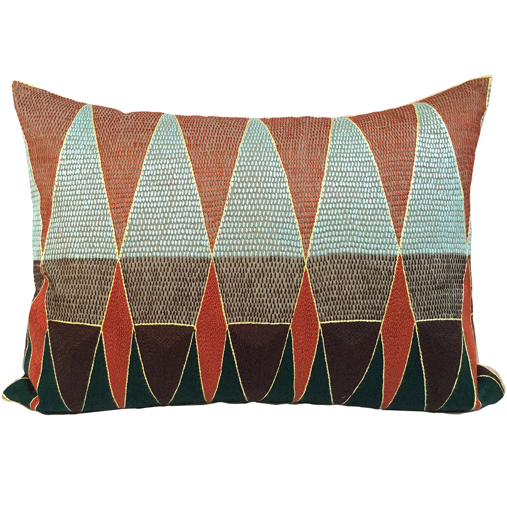 Mopani Moments Geometric Cushion Cover