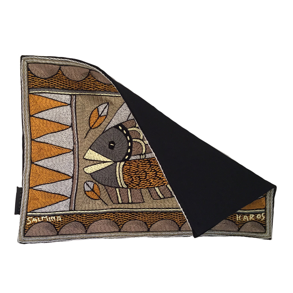 Ode to the African Savannah Fish Padded Placemat