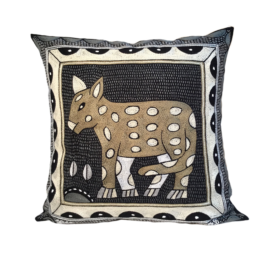 Scatterling of Africa Leopard Cushion Cover