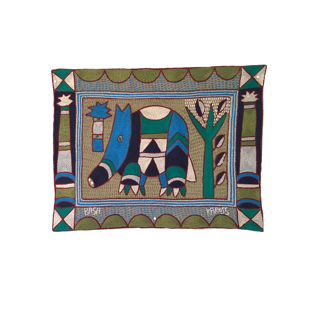 Turaco Anteater Unpadded Placemat