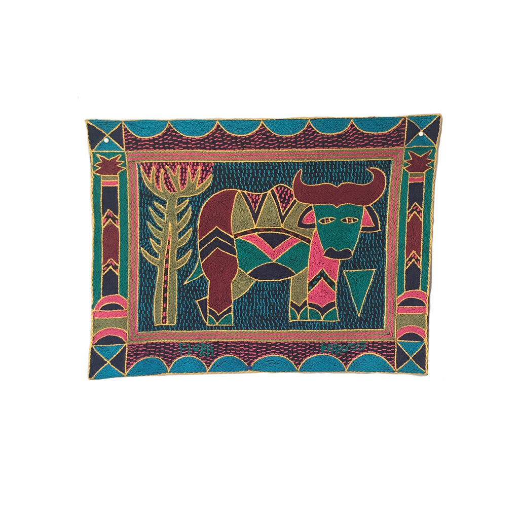 Shangaan Love Buffalo Unpadded Placemat