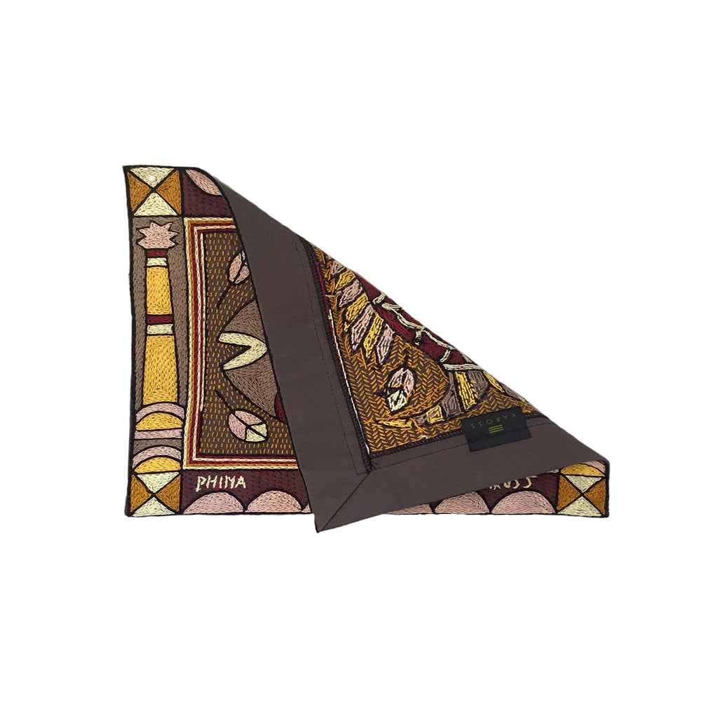African Dawn Fish Unpadded Placemat