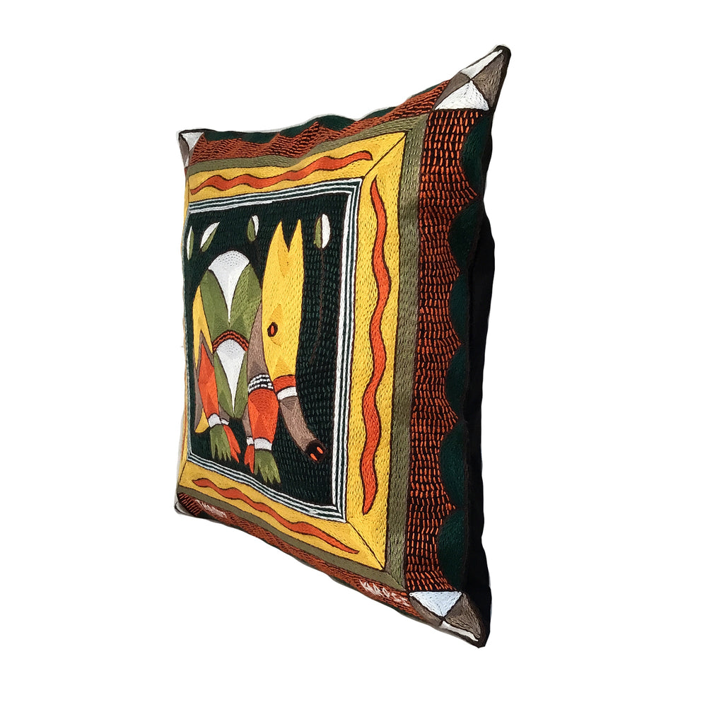 Bushveld Warmth Anteater Cushion Cover