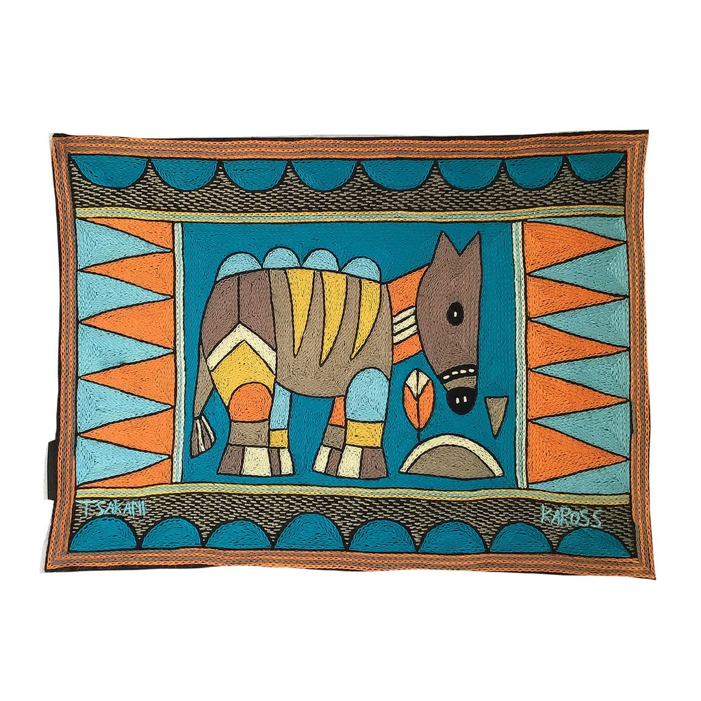 Coastal Calm Antelope Padded Placemat