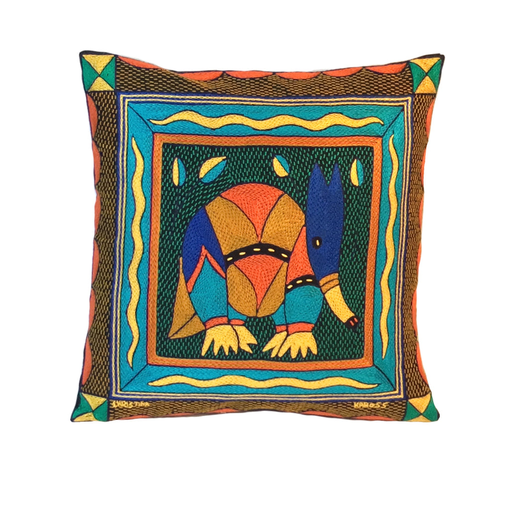 Marula's in Autumn Anteater Cushion Cover