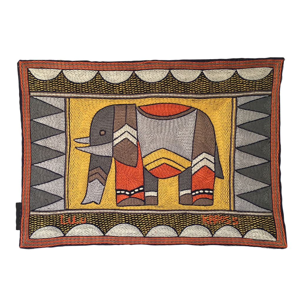Winterveld Elephant Padded Placemat