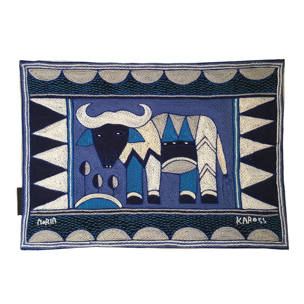 Delpht Buffalo  Padded Placemat