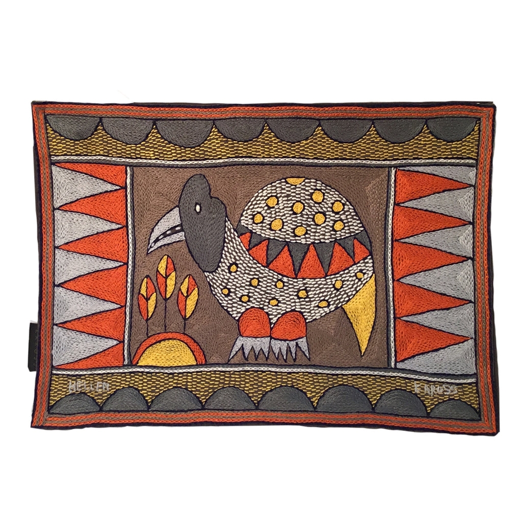 Winterveld Guinea Fowl Padded Placemat