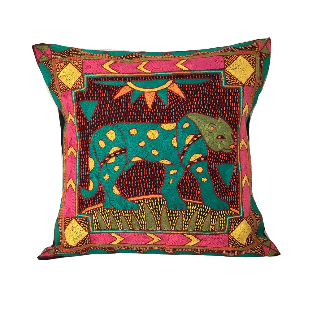 Shangaan Love Leopard Cushion Cover