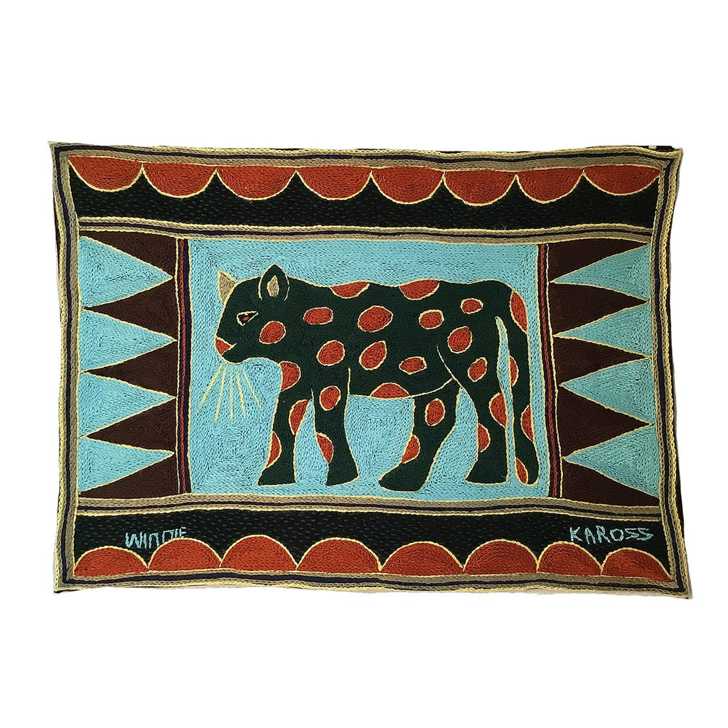Mopani Moments Leopard Padded Placemat