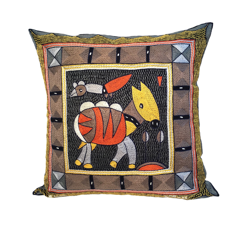 Winterveld Antelope Cushion Cover