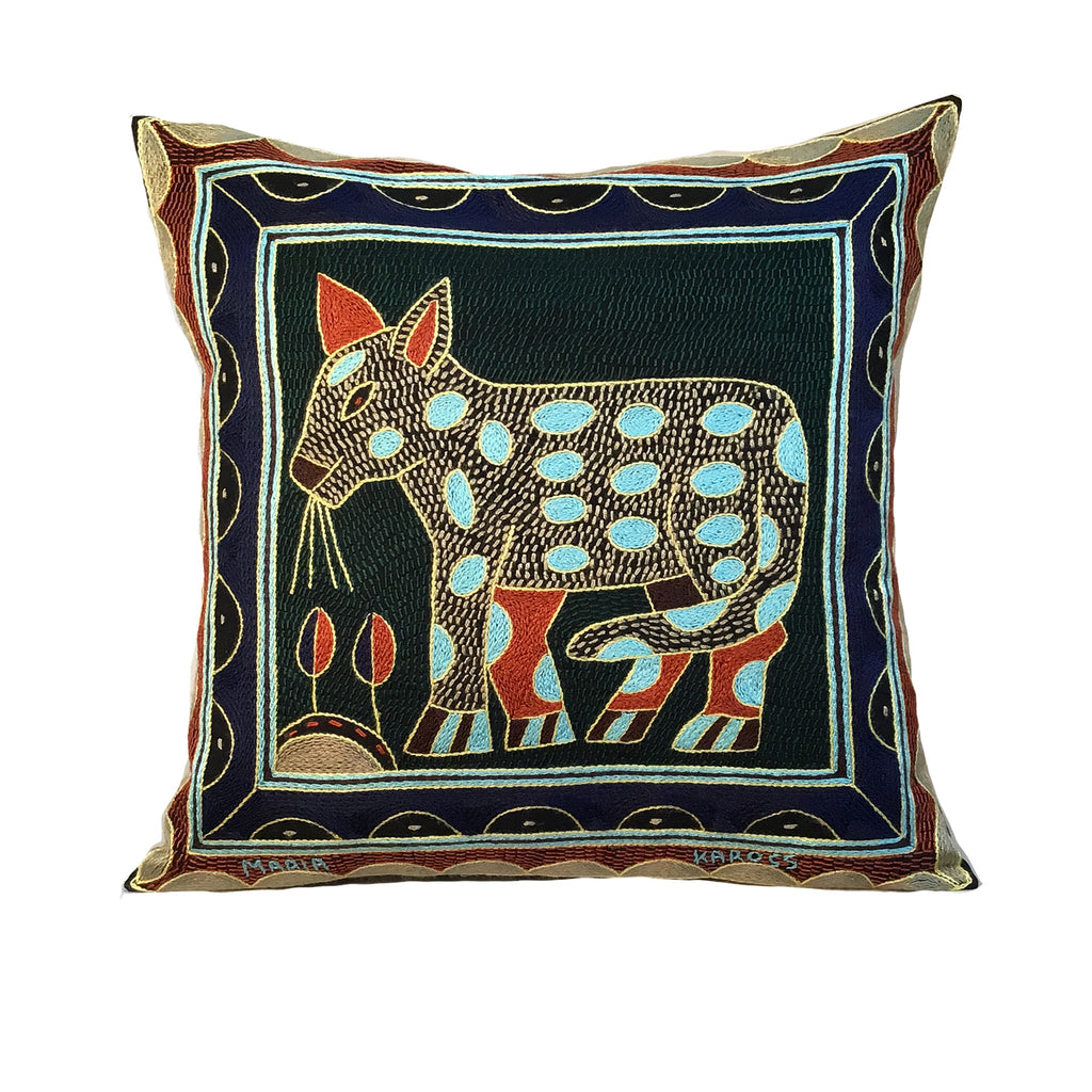Mopani Moments Leopard Cushion Cover