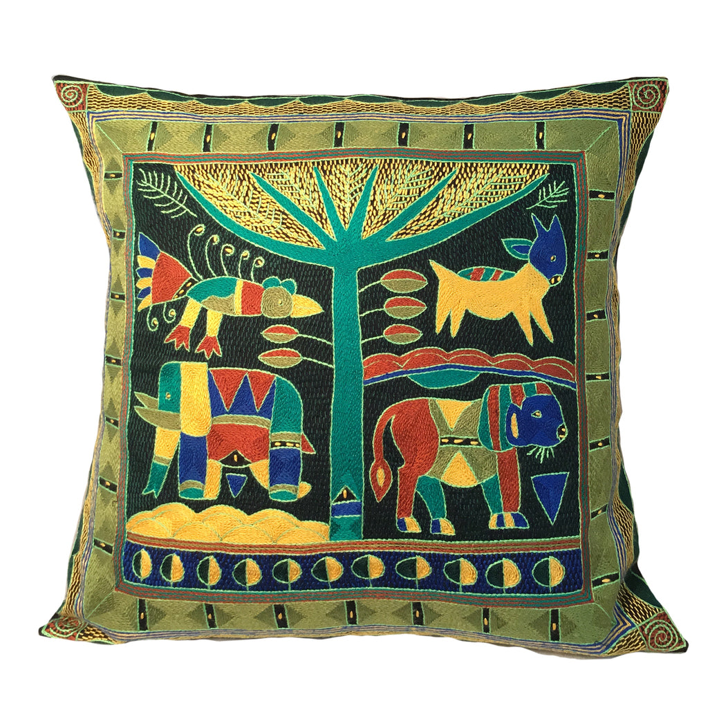 Fevertree Lionhunt Cushion Cover