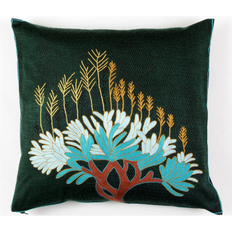 Emerging Aloe Cushion Cover