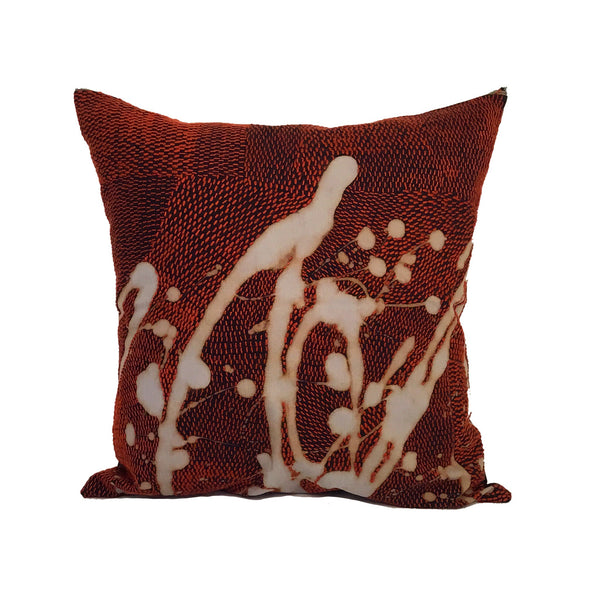 African Veld in Paprika markings *45cm cushion cover