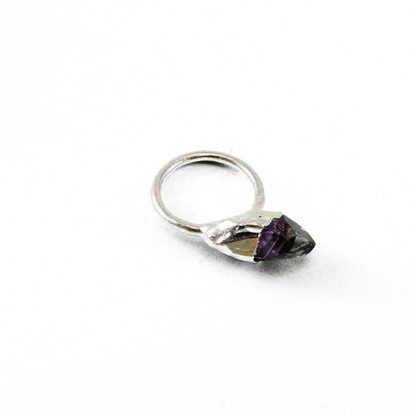 Amethyst Ring, Large