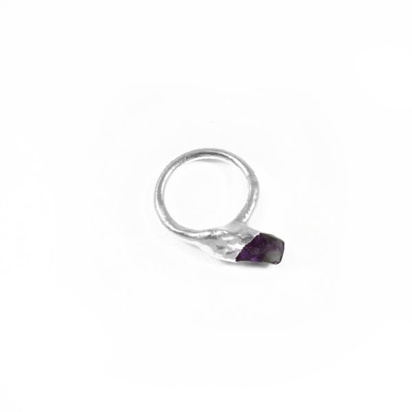 Amethyst Ring, Small