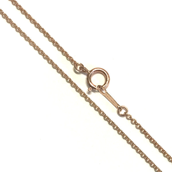 14 Carat Rose Gold Chain