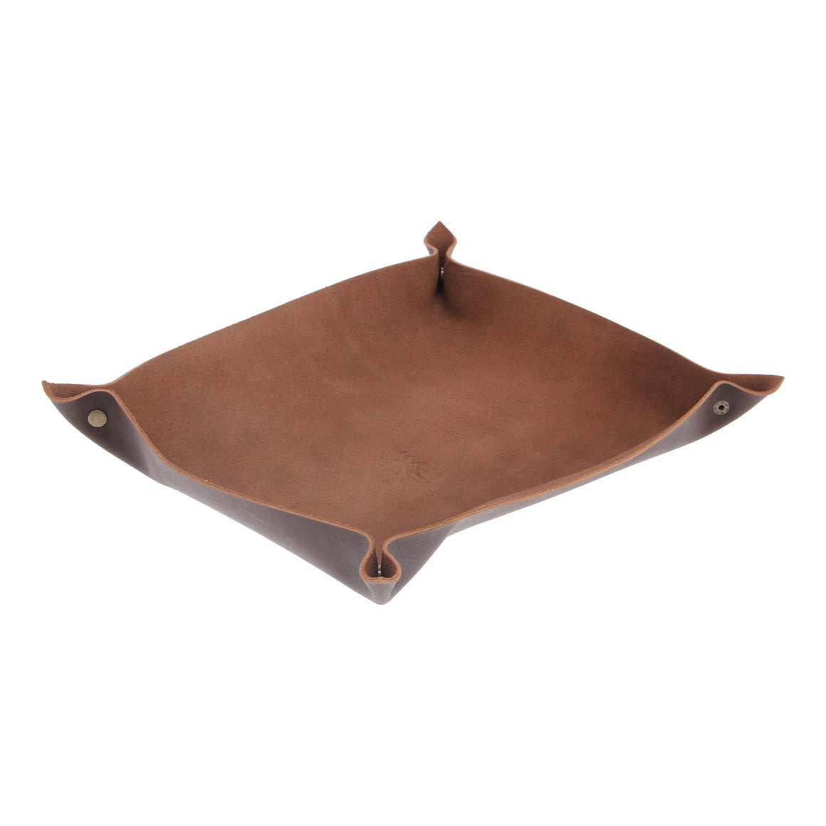gentleman leather tray