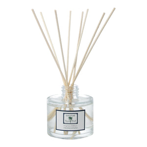 New Scent of Singapore - Reed diffuser in Frangipani