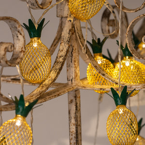 pineapple lights