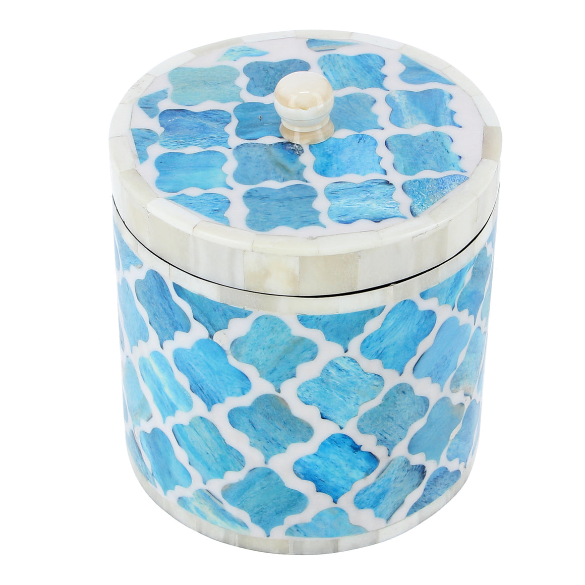 patterned ice box