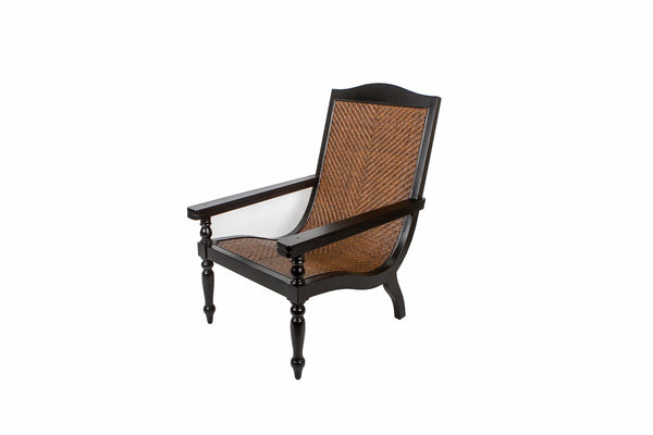 Planter's Chair - Black