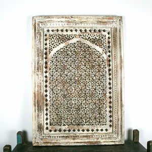 White Indian screen