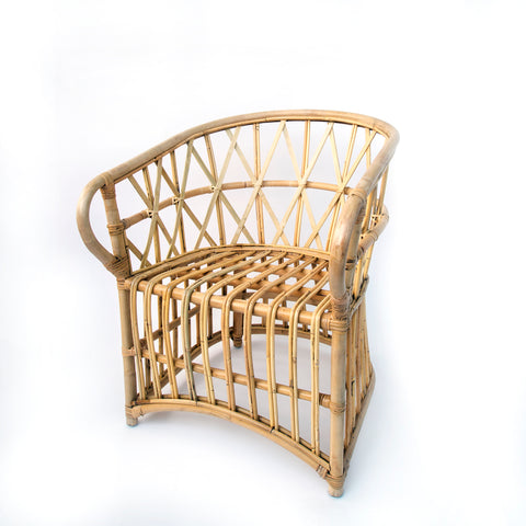 cane chair for the balcony