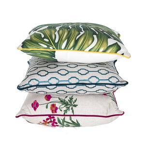 Tropical Ohana Cushion - Medium