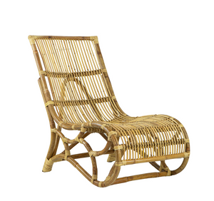 Cane Relaxing Chair