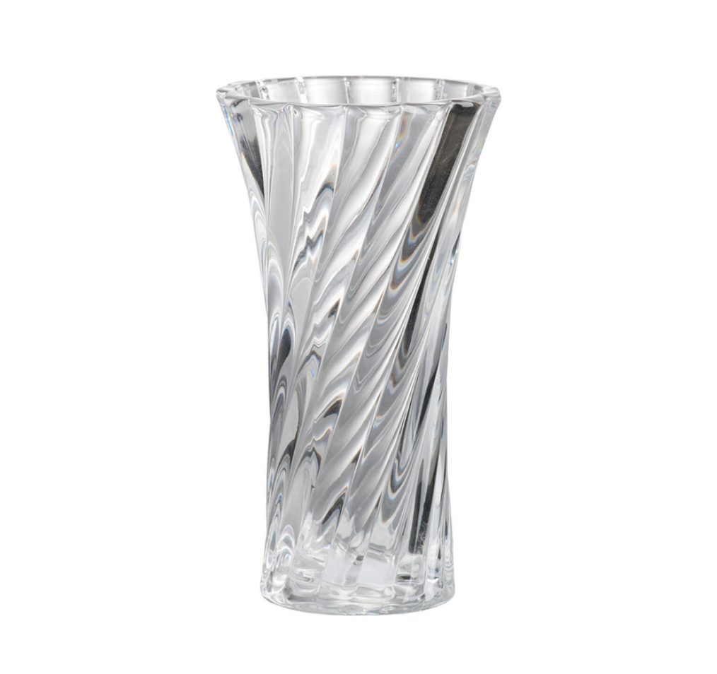 Everyday glass vase