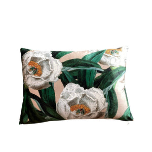 Tree Peony pillow cushion