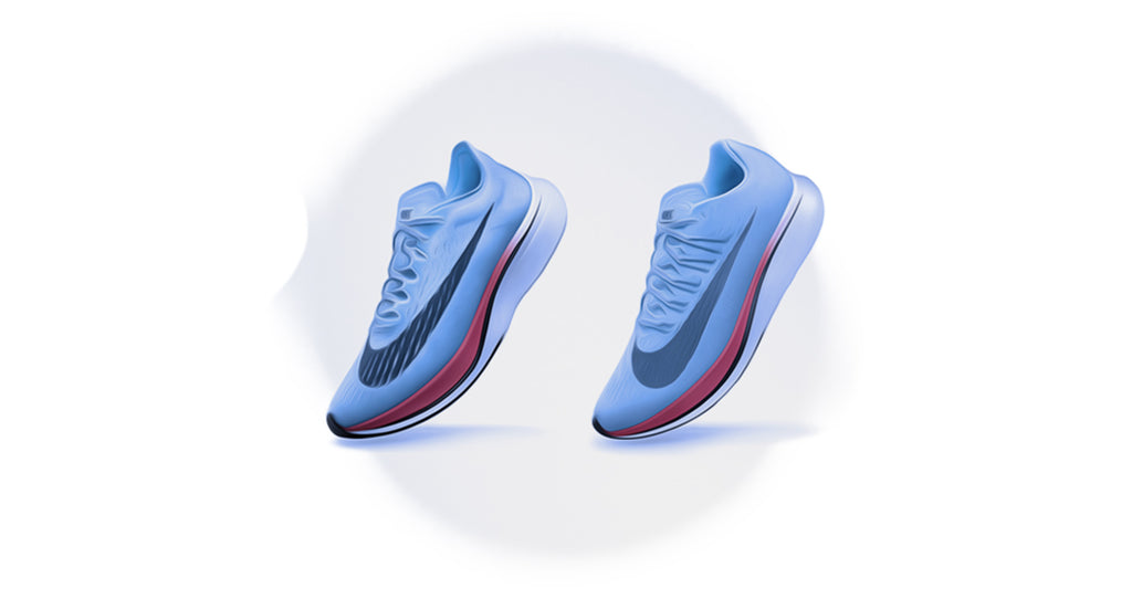 Recensione Nike Zoom Fly e Nike Vaporfly 4%