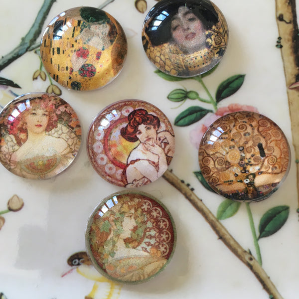 Make your own cabochon instructions - etui coterie