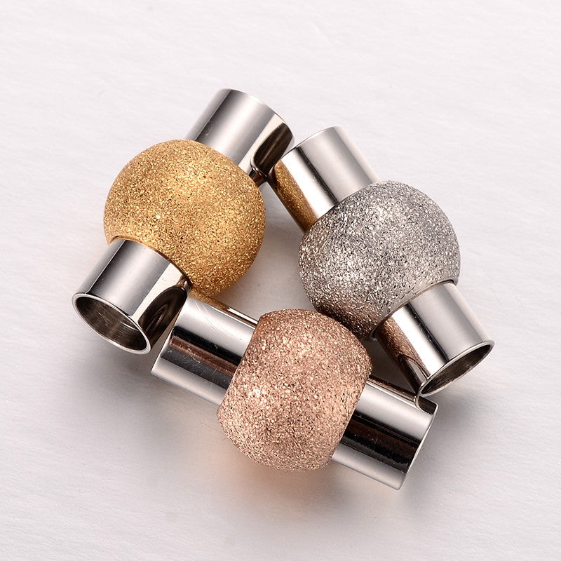Stardust Stainless Steel Magnetic Clasps - etui coterie