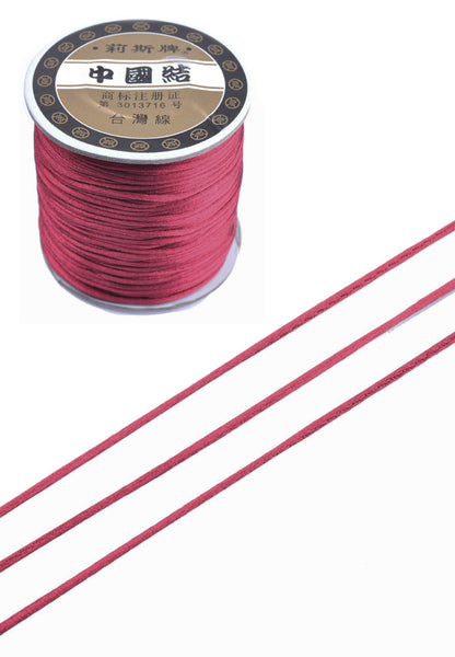 Cord 1.5mm thickness - 4m length - etui coterie