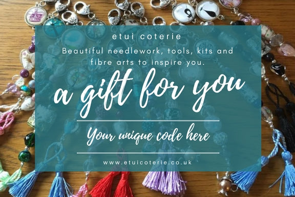 Gift Certificate - etui coterie