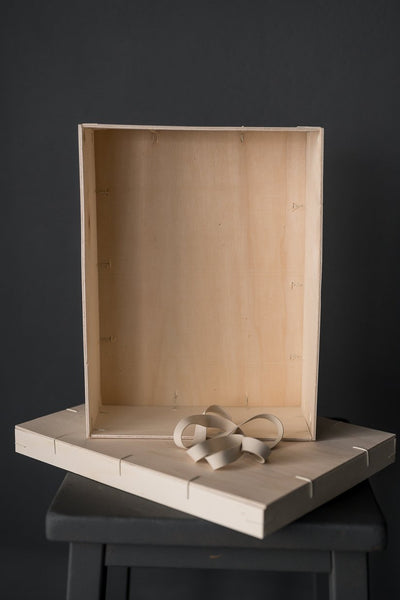French Ply Gift Box