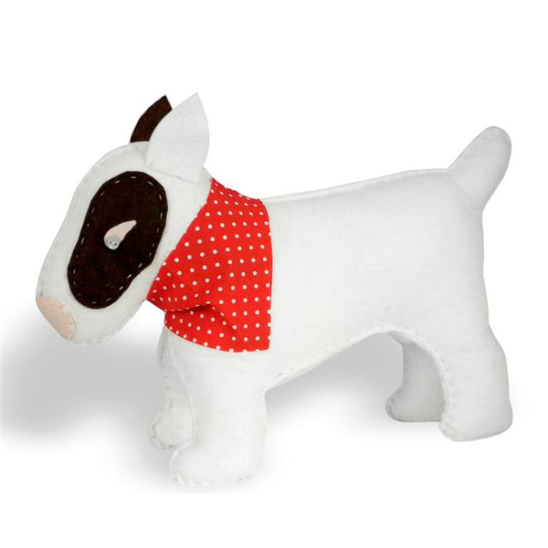 Bull Terrier - Rocky Kildare Sewing Kit - etui coterie