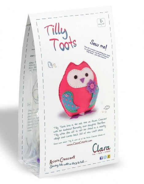 Tilly Toots Sewing Kit - etui coterie