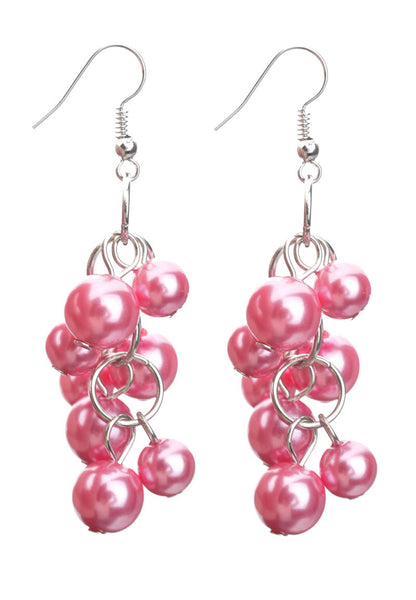 Pearl earrings - etui coterie