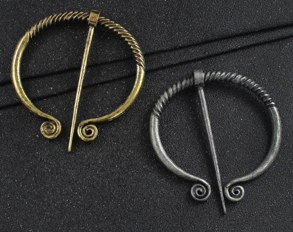 Viking Scarf Pins