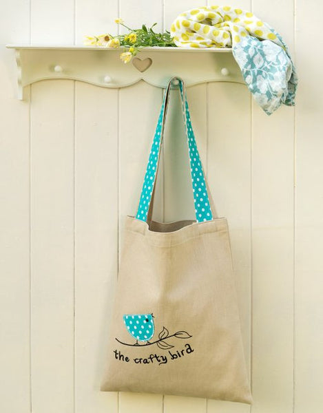 Tote Bag Sewing Kit – Cotton - etui coterie